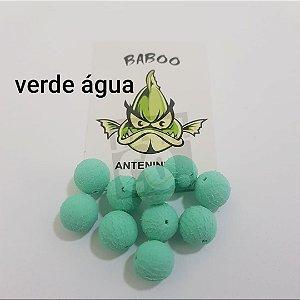 E.V.A BABOO 12MM VERDE ÁGUA C/10