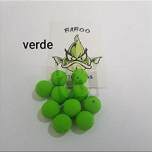 E.V.A BABOO 12MM VERDE C/10