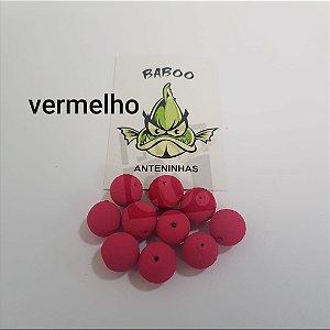 E.V.A BABOO 12MM VERMELHO C/10