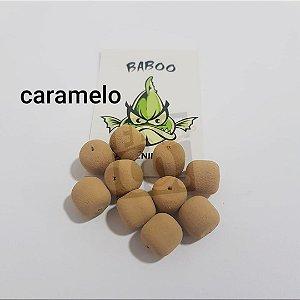 E.V.A 12MM FORMATO RAÇÃO BABOO C/10 CARAMELO
