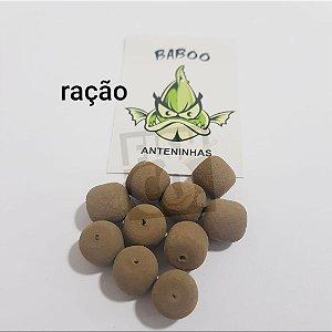 E.V.A 12MM FORMATO RAÇÃO BABOO C/10 RAÇAO