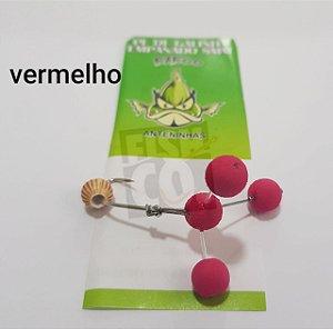 ANTENINHA BABOO PÉ DE GALINHA - CORES VARIADAS