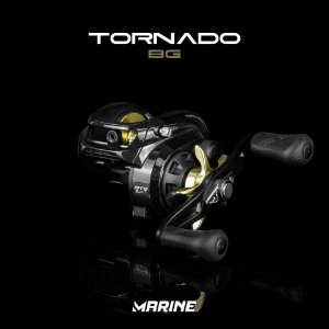CARRETILHA MARINE SPORTS TORNADO BIG GAME
