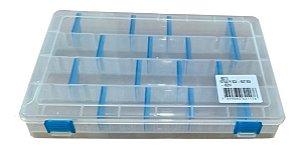 ESTOJO JOGÁ BAIT BOX HS314 - 16 COMPARTIMENTOS