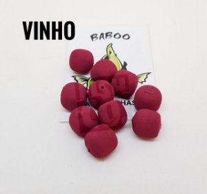 E.V.A 12MM FORMATO RAÇÃO BABOO C/10 VINHO