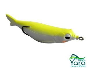 ISCA ARTIFICIAL YARA SNAKE FISH 9CM