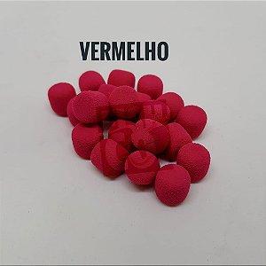 E.V.A 13MM FORMATO RAÇÃO BABOO COR: VERMELHO