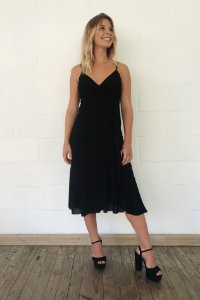 Vestido Scarlati
