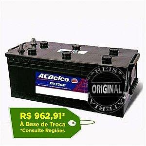 Bateria ACDelco 180Ah – SAR180TE ( Positivo Esquerdo ) – Original de Montadora