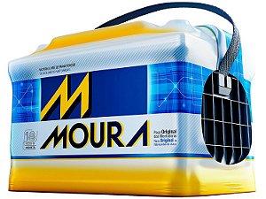 Bateria de Carro Moura 60Ah – M60GD / M60GE – Original de Montadora