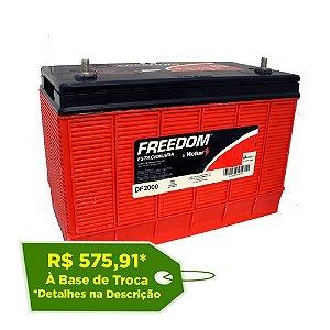 Bateria Estacionária Freedom DF2000 - 105Ah / 115Ah