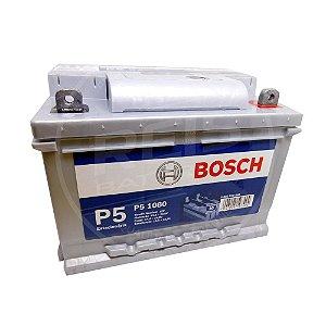 Bateria Estacionária Bosch P5 1080 - 65Ah ( Antiga P5 100 ) - 30 Meses de Garantia
