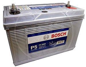Bateria Estacionária Bosch P5 2080 - 115Ah - 30 Meses de Garantia