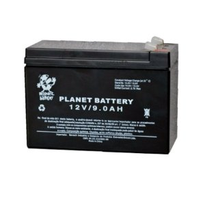 Bateria Estacionária VRLA ( AGM ) Planet Battery 12V – 9Ah
