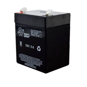 Bateria Estacionária VRLA ( AGM ) Planet Battery 12V – 5Ah