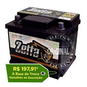 Bateria Zetta 45Ah - Z45D - Fabricação Moura - Selada