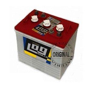 Bateria Moura Tracionária Log Monobloco 6ML225 - 6V - 225Ah