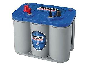 Bateria Optima BlueTop 55Ah - D34M - Uso Náutico ( Partida e Serviço )
