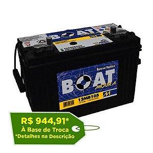 Bateria Moura Boat 105Ah – 12MB105 – Para Barcos ( Náutica )