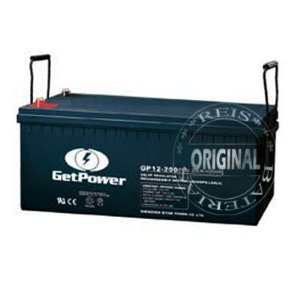 Bateria Estacionária VRLA ( AGM ) GetPower 12V – 260Ah – GP12-260