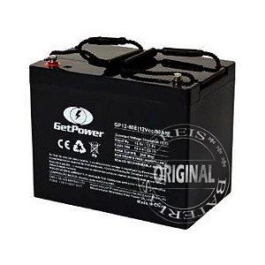 Bateria Estacionária VRLA ( AGM ) GetPower 12V – 80Ah – GP12-80E