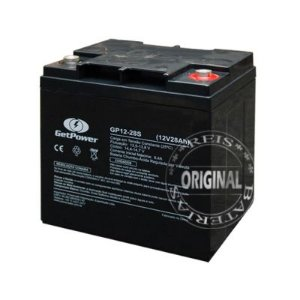 Bateria Estacionária VRLA ( AGM ) GetPower 12V – 28Ah – GP12-28S