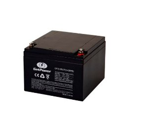 Bateria Estacionária VRLA ( AGM ) GetPower 12V – 28Ah – GP12-28