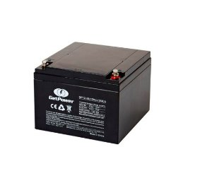 Bateria Estacionária VRLA ( AGM ) GetPower 12V – 26Ah – GP12-26