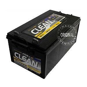 Bateria Estacionária Moura Clean 12MF175 - 175Ah