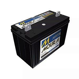 Bateria Estacionária Moura Clean 12MF105 - 105Ah