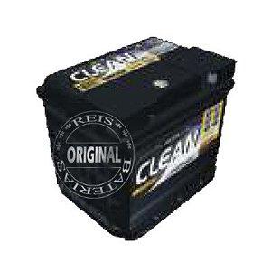 Bateria Estacionária Moura Clean 12MF55 - 55Ah