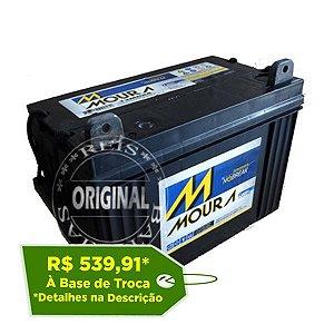 Bateria Estacionária Moura NoBreak 12MN80 - 80Ah
