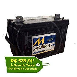 Bateria Estacionária Moura NoBreak 12MN105 - 105Ah