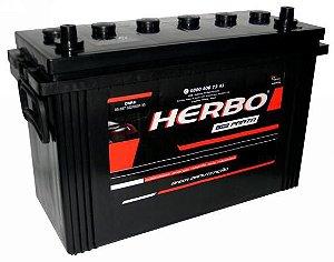 Bateria Herbo Prata 135Ah – HP135TOY ( Toyota Bandeirante ) – Baixa Manutenção ( Requer Água )