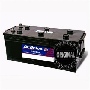 Bateria ACDelco 180Ah – 22T180D3 – Original de Montadora