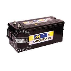 Bateria Moura 150Ah LOG Diesel – M150BD – Original de Montadora