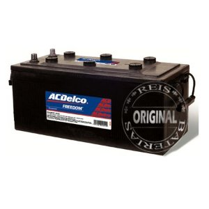 Bateria ACDelco 150Ah – ADR150TD – Original de Montadora