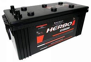 Bateria Herbo Prata 150Ah – HP150MCD – Baixa Manutenção ( Requer Água )