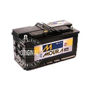 Bateria Moura 100Ah – M100QD ( Cx Baixa ) – Original de Montadora