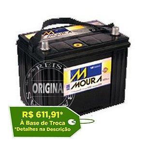 Bateria Moura 80Ah – M80RD / M80RE – Original de Montadora