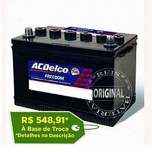 Bateria ACDelco 90Ah – ADR90LD / ADR90LE – Original de Montadora