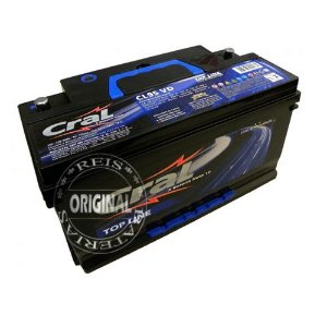Bateria Cral Selada 95Ah – CL95VD – Livre de Manutenção