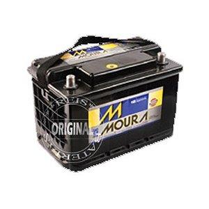 Bateria Moura 75Ah – M75LD ( Cx. Alta ) – Original de Montadora