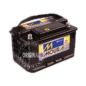 Bateria Moura 70Ah – M70KD / M70KE – Original de Montadora