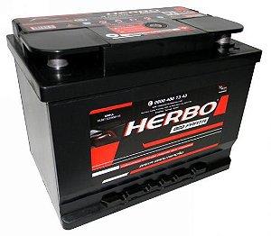 Bateria Herbo Prata 55Ah – HP55OSAD ( Cx. Alta ) – Baixa Manutenção ( Requer Água )
