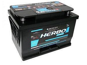 Bateria Herbo Free 60Ah – HF60OPLD / HF60OPLE – Livre de Manutenção