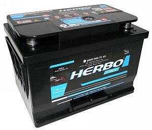 Bateria Herbo Free 55Ah – HF55OPLD / HF55OPLE – Livre de Manutenção