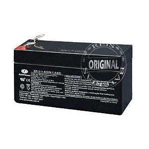 Bateria Estacionária VRLA ( AGM ) GetPower 12V – 1,3Ah – GP12-1.3