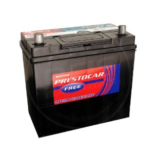 Bateria Prestocar 50Ah – PA50EHF ( Honda Civic 02/05 ) – Selada