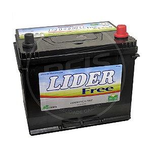 Bateria Lider Free 70Ah ( Cx. Alta ) - JJF70ID  - Selada